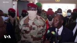 La junte guinéenne continue d'affirmer son autorité