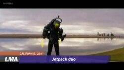 Les courses de jetpacks presque une réalité