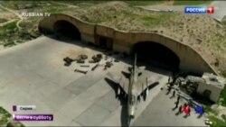 遭美國導彈襲擊的敘利亞空軍基地恢復運作 (粵語)