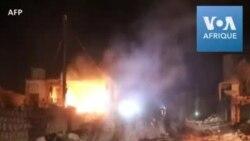 Syrie : frappes dans la province d'Idleb