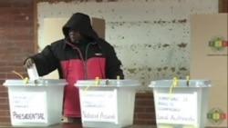 2013-08-03 美國之音視頻新聞: 津巴布韋宣佈穆加貝的政黨贏得國會選舉