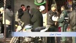 نظر بینندگان برنامه روی خط درباره برخورد نیروهای امنیتی در رابطه با حجاب اجباری