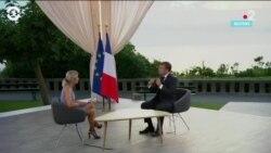 НАТО: большой ответ Макрону