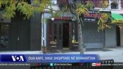 """Restoranti """"Dua Kafe"""", shije shqiptare në Manhattan"""