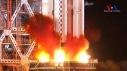 Çin İkinci Uzay Laboratuvarını Yörüngeye Gönderdi