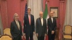 克里與伊朗外長繼續談判