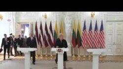 Biden na istoku Evrope: Podrška SAD je neupitna