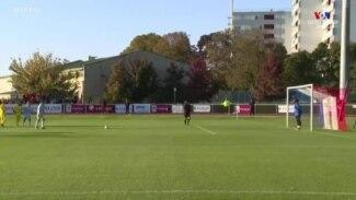 ֆրանսիայի նախագահ Մակրոնը գոլի հեղինակ դարձավ բարեգործական ֆուտբոլի խաղում