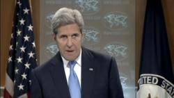 Kerry on Syria Cease-fire