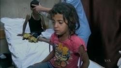 Gaza Fighting Takes Civilian Toll