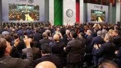 Peña Nieto y su popularidad [Sept. 3, 2015]