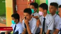 Indonesia: Trường học đóng cửa vì ô nhiễm do cháy rừng