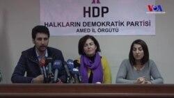 HDP'den Adaylık İçin 'Kadına Şiddet' Şartı