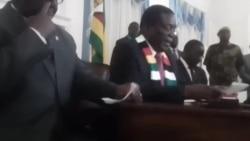 Zimbabwe President Reflects on 'Momentous' 'Hard Fought' Road to Elections