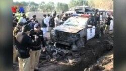 حمله موتور سواران مسلح به اتوبوس حامل شیعیان در کراچی