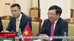 Việt-Hàn thảo luận hợp tác song phương