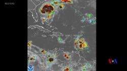 """佛羅里達和巴哈馬將躲過熱帶風暴""""洪貝托"""""""