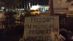 Huelga de hambre en ONU llega al quinto día