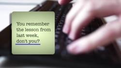Everyday Grammar: Tag Questions (부가의문문)