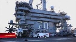 Chuyến thăm của tàu Carl Vinson: 7 phần tượng trưng, 3 phần thực chất