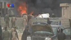 ابراز نگرانی مقامات آمریکایی از گزارش آتش زدن خانهها در تکریت