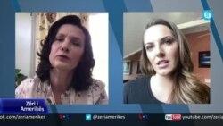 Infermierja Riana Dragu flet për eksperiencën në spitalin e Miçiganit