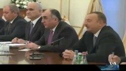 امضای چند سند همکاری بین ایران و جمهوری آذربایجان
