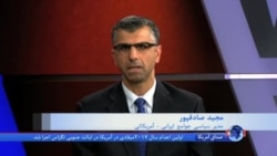 مجید صادقپور: مردم ایران حمایت معنوی و سیاسی نیاز دارد