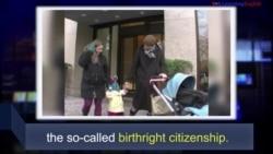 News Words: Birthright Citizenship
