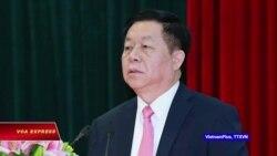 Việt Nam bổ nhiệm tướng quân đội làm Trưởng ban Tuyên giáo Trung ương
