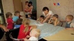 Ukrayna'daki Çatışmalar En Çok Çocukları Etkiledi