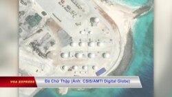 Trung Quốc có thể triển khai chiến đấu cơ ra đảo nhân tạo bất cứ lúc nào