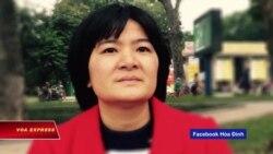 HRW kêu gọi hủy án cho nhà hoạt động Trần Thị Nga
