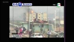 VOA60 DUNIYA: A Equatorial Guinea Akalla Mutane 20 Suka Mutu Kana Wasu Daruruwa Kuma Suka Jikkata