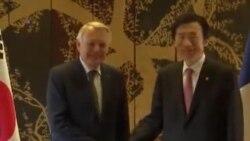 韓法外長首爾會晤紀念建交130週年