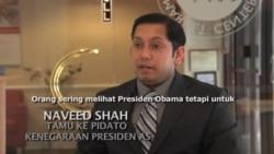 Warga Muslim AS Hadiri Pidato Kenegaraan Presiden Obama