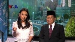 Wawancara VOA dengan Wapres Jusuf Kalla tentang Kemungkinan Donald Trump Menang Pilpres AS