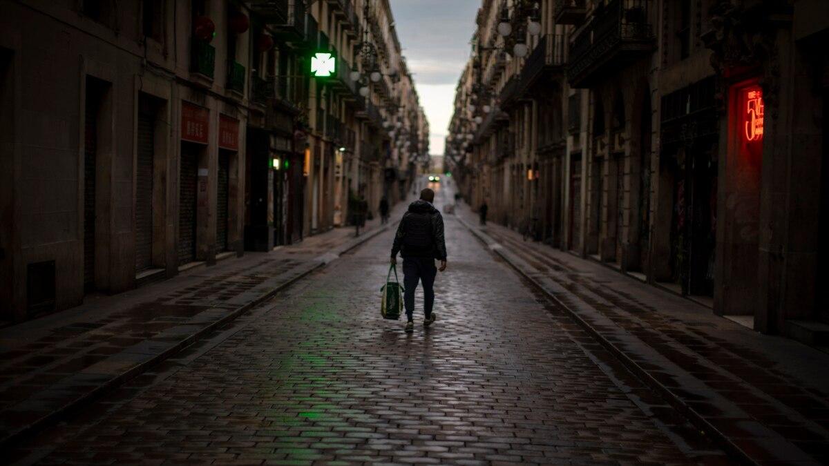 Karantina Wilayah di Spanyol Masuki Pekan Ketiga