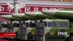 Trung Quốc triển khai tên lửa 'sát thủ đảo Guam'
