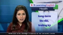 Anh ngữ đặc biệt: Antibacterial Soap Safety (VOA-Health Rep)