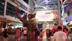 民主女神像与雕塑家的民主梦想