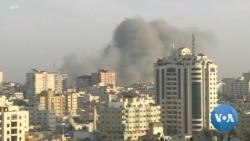 Violence In Gaza Escalates