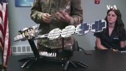 空軍工程師用樂高模型重製NTS-3衛星