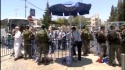 2015-08-04 美國之音視頻新聞:東耶路撒冷巴人申請以色列國籍者增多