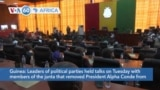"""VOA60 Africa- Tunisian President Kais Saied said Tuesday that the country is being run by a """"mafia"""" and pledged to fight corrupt politicians"""