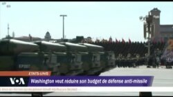 Washington veut réduire son budget de défense anti-missile