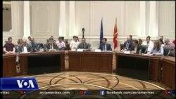 Maqedoni, bisedime për zgjedhjen e prokurorit të ri