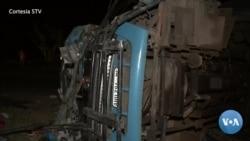 Empresa Transportes Nhancale poderá perder licença depois de acidente em Manhiça