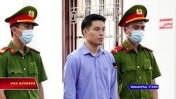 Các tổ chức nhân quyền phản đối bản án của bà Cấn Thị Thêu và con trai