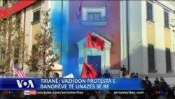 Vazhdojnë protestat e banorëve të Unazës së Re